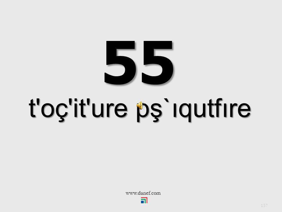 44 44 t oç it ure pl `ıre 156 www.danef.com