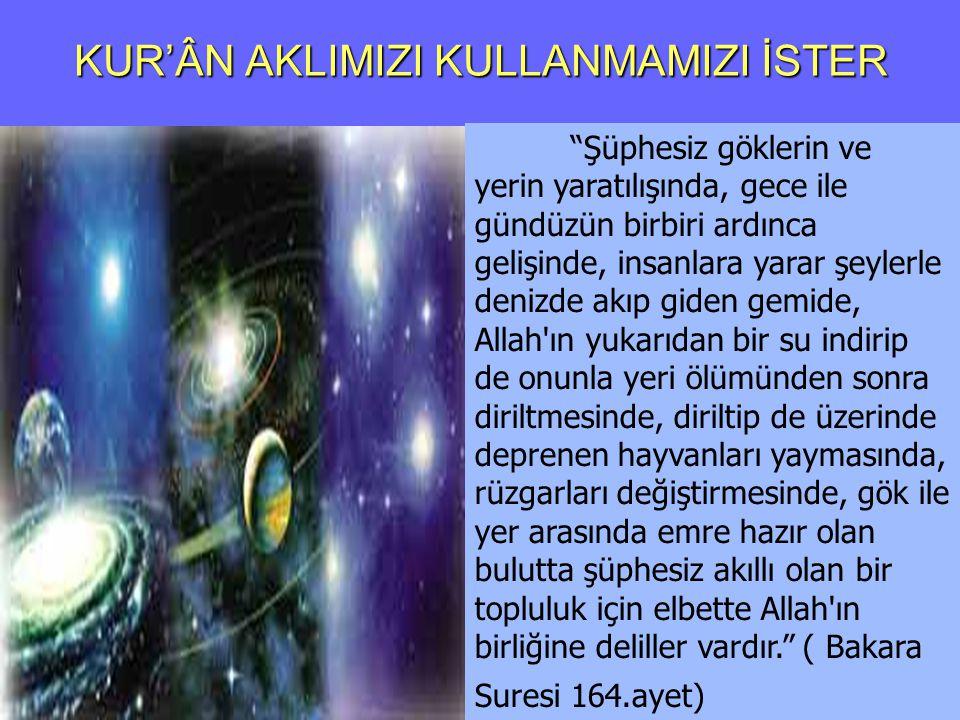 Kur'anda Bilgi edinme Yolları Kur'an'a göre bilgi edinmenin yolları: Kur'an'a göre bilgi edinmenin yolları: Duyu organları, Duyu organları, Akıl, Akıl, Vahiydir.