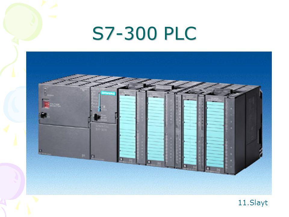 S5 PLC/ S7300 GEÇİŞ