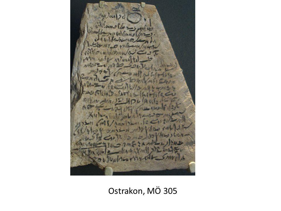 Ostrakon, MÖ 305