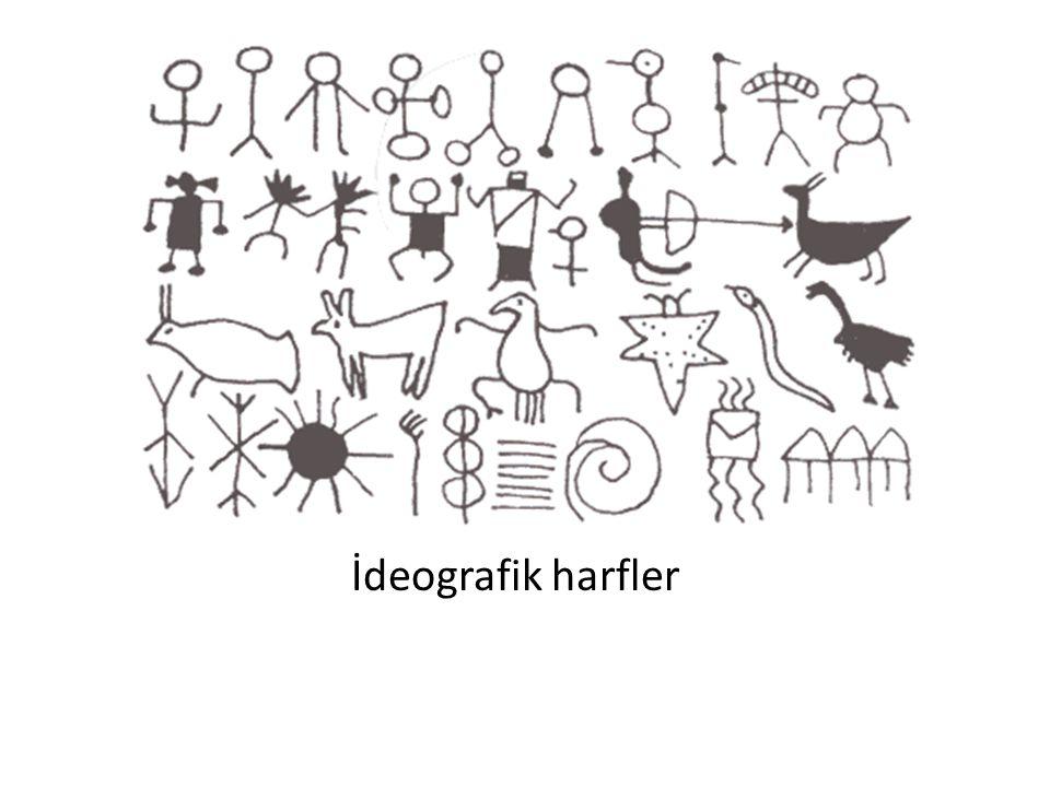 İdeografik harfler