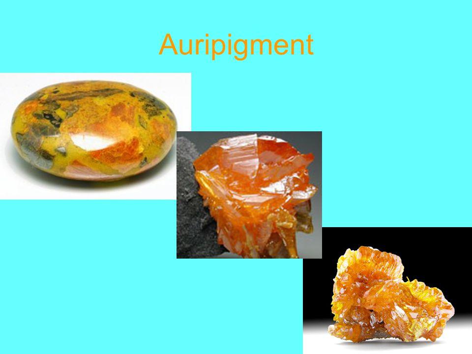 Auripigment