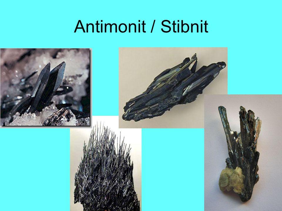 Antimonit / Stibnit