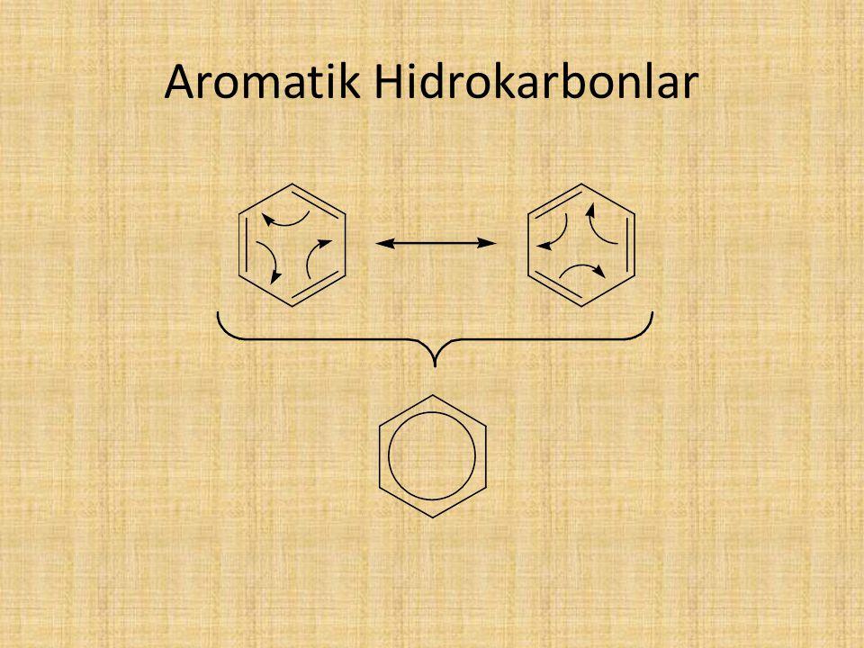 Aromatik Hidrokarbonlar