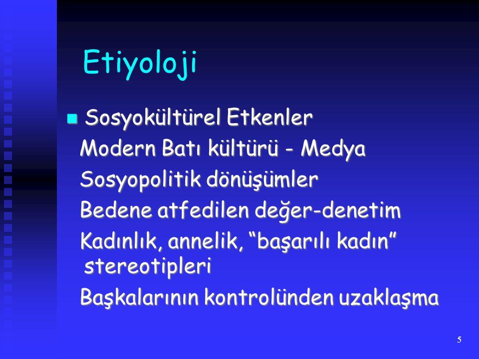 36 Ayırıcı Tanı Bazı epilepsi türleri Bazı epilepsi türleri MSS tümörleri MSS tümörleri Klüver-Bucy Sendromu Klüver-Bucy Sendromu Kleine-Levin Sendromu Kleine-Levin Sendromu