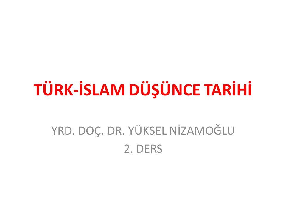 İslam Siyaset Düşüncesinin Temel Kaynakları 1.Kur'an-ı Kerim 2.Sünnet 3.Kıyas 4.İcma