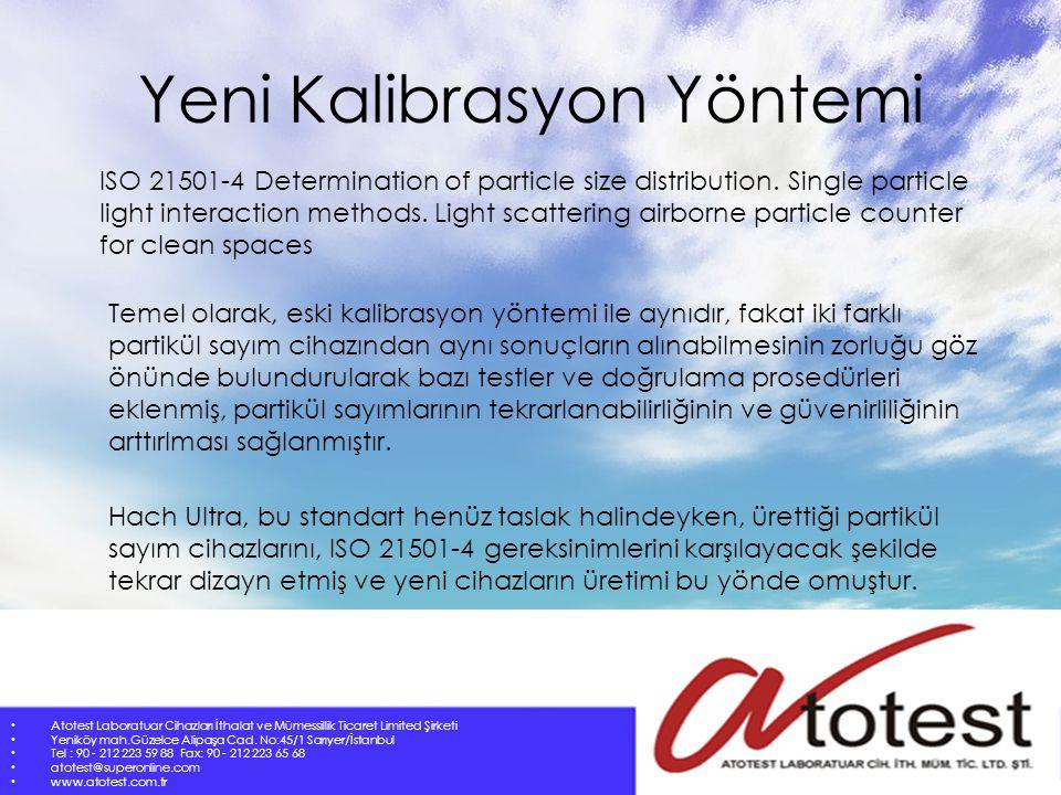 TEŞEKKÜR EDERİZ Atotest Laboratuar Cihazları İthalat ve Mümessillik Ticaret Limited Şirketi Yeniköy mah.Güzelce Alipaşa Cad.
