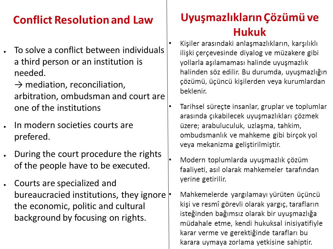 Socio- Historical Development of Law In general ● Law is the sum of all social institutions to keep the social order (relation of individuals and groups, norms and rules).