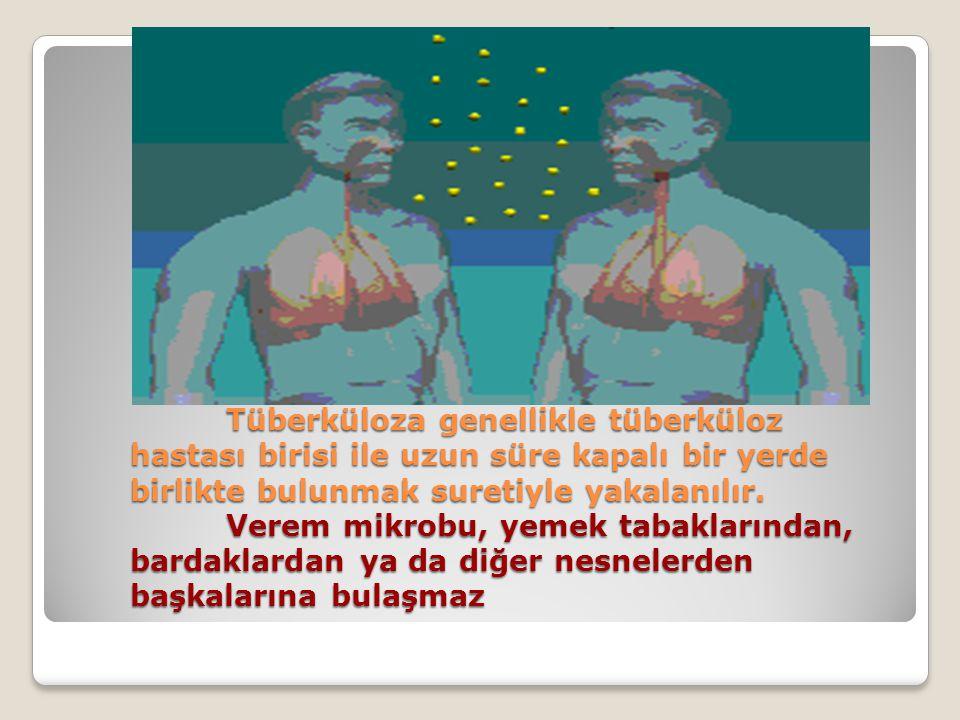 Testin Pozitif Çıkması Testin pozitif çıkması, vücutta tüberküloz mikrobu olduğu anlamına gelebilir.