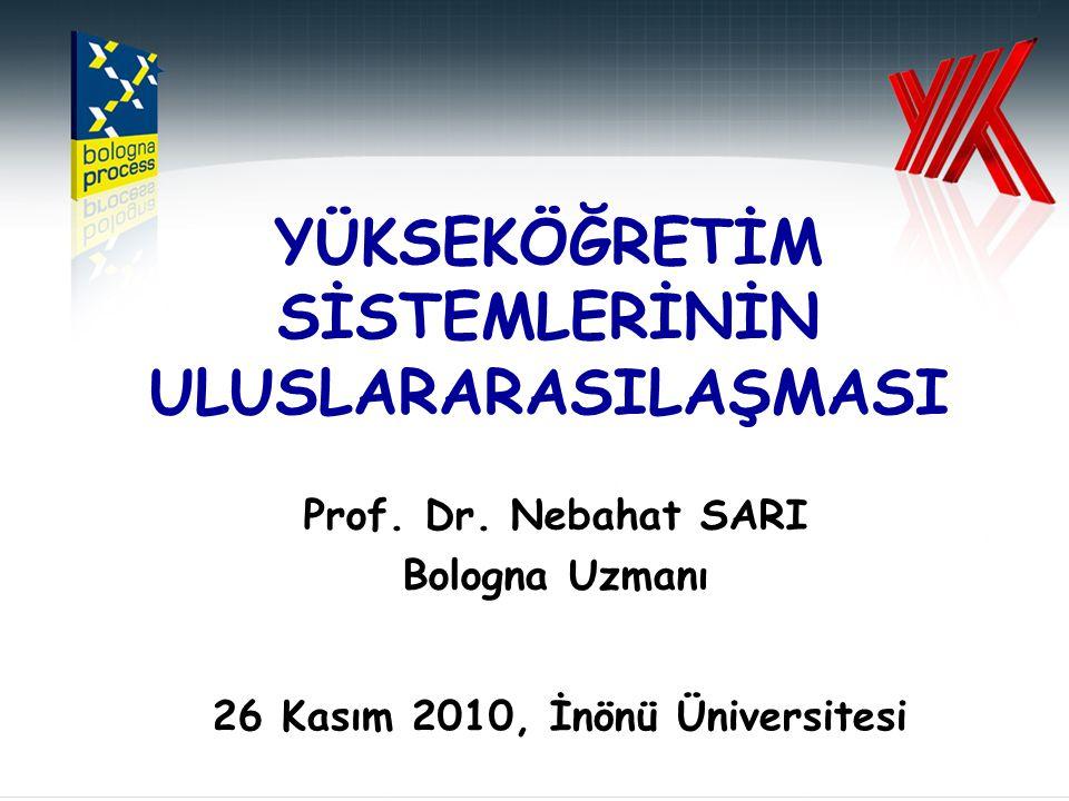 26 Kasım 2010, İnönü Üniversitesi Prof.Dr.