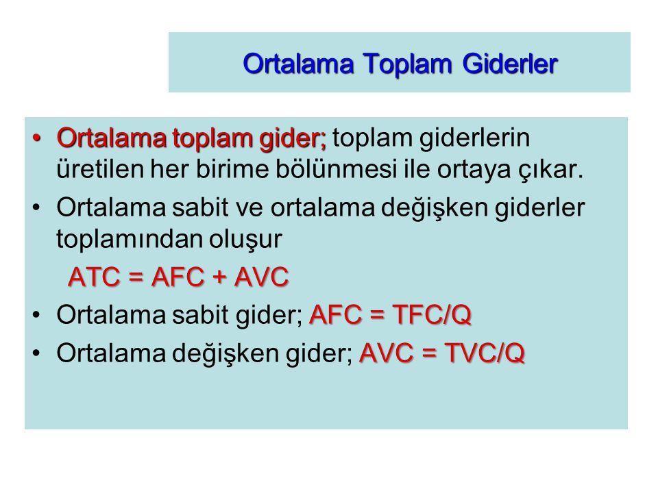 Toplam Giderler (2)