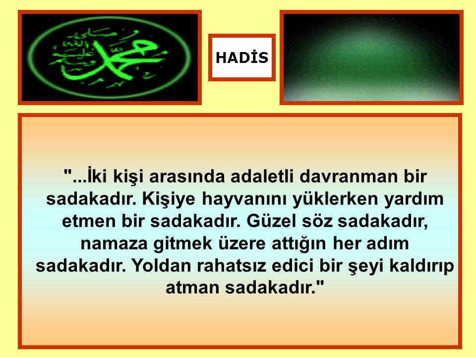 Allah' ın buyruklarını yerine getirmek ve yasaklarından kaçınmaktır.