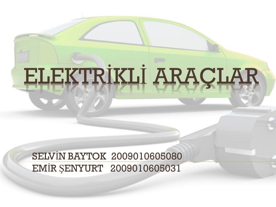 SELV İ N BAYTOK 2009010605080 EM İ R Ş ENYURT 2009010605031