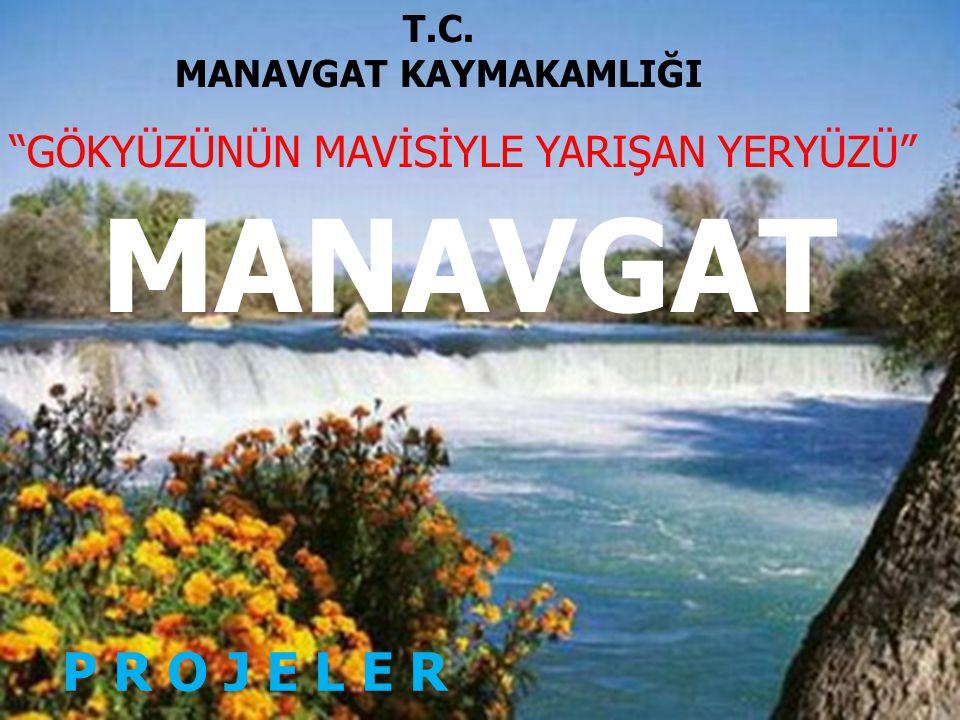Emir Osman BULGURLU Manavgat Kaymakamı