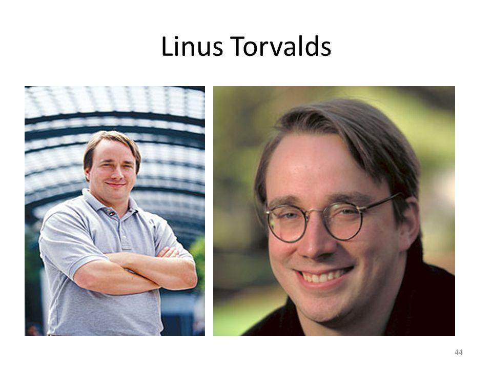 Linus Torvalds 44