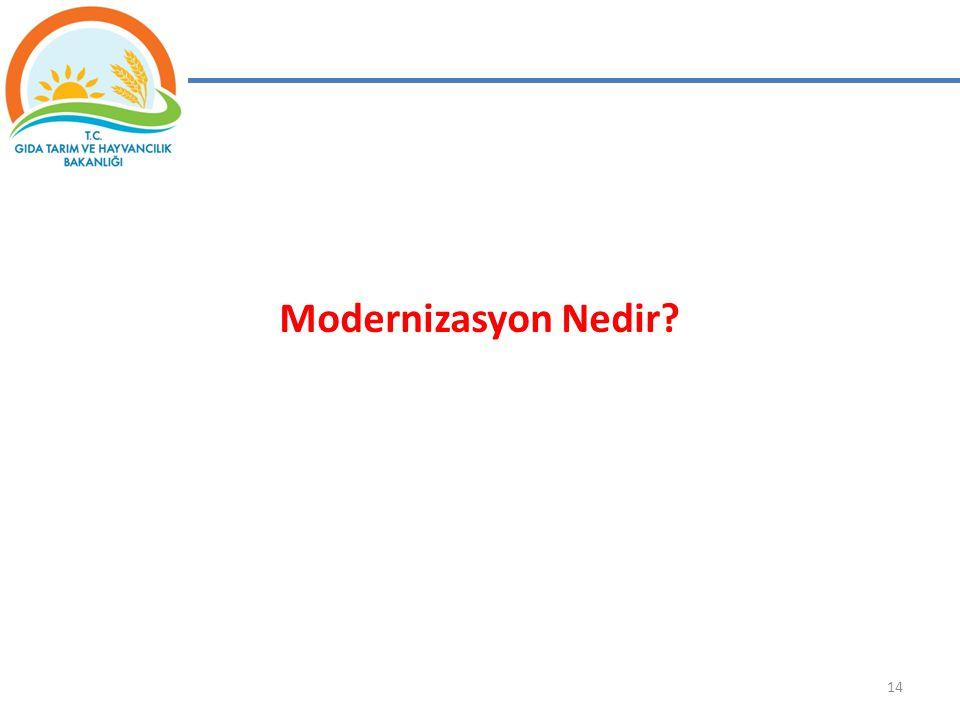 Modernizasyon Nedir? 14