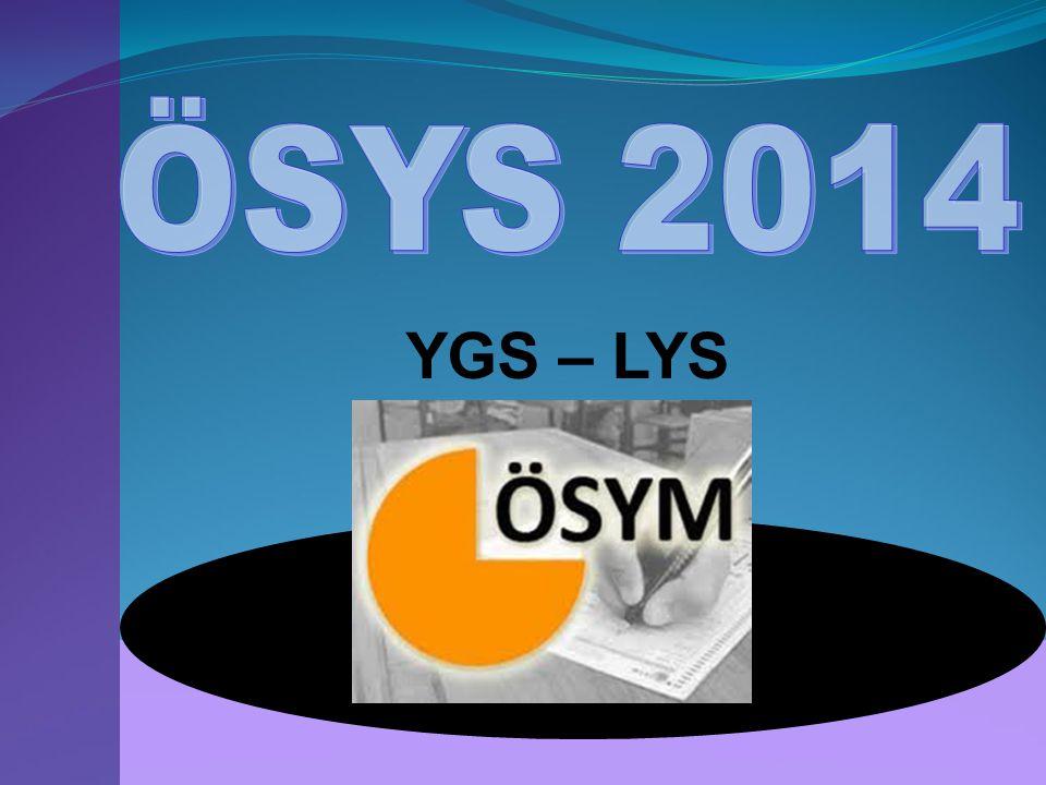 YGS – LYS 1414