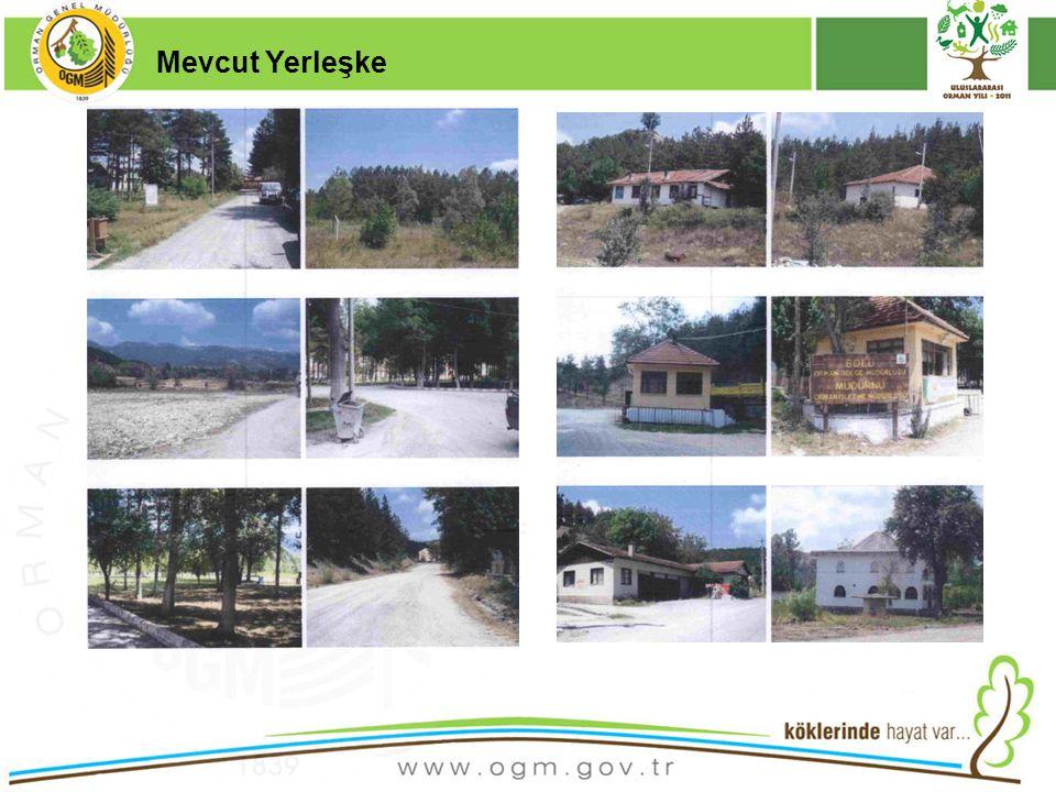 16/12/2010 Kurumsal Kimlik 3 Mevcut Yerleşke