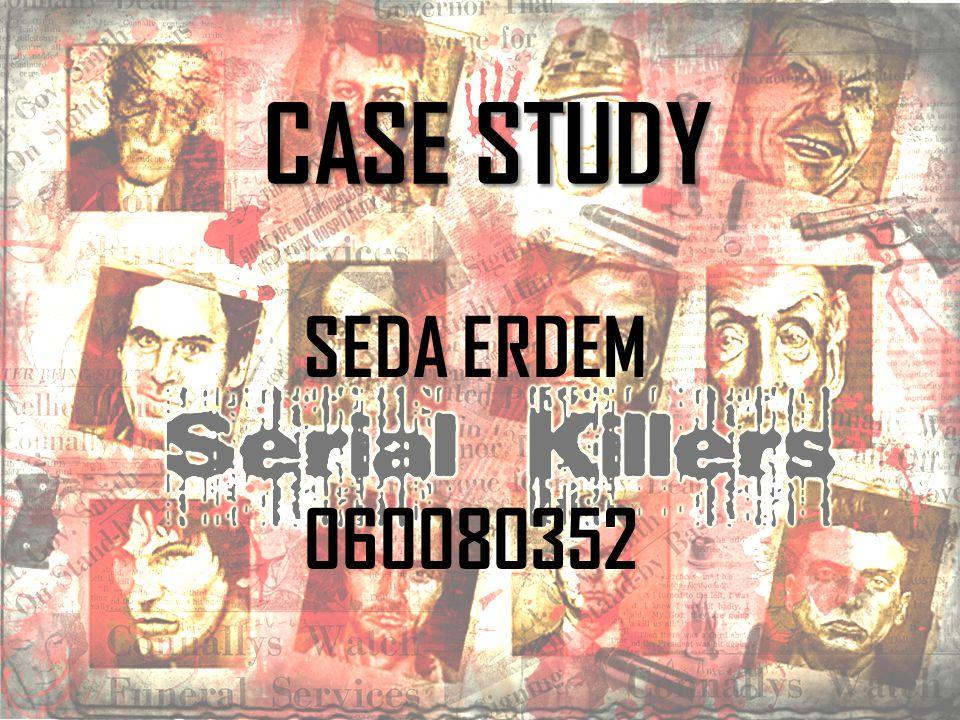 CASE STUDY SEDA ERDEM 060080352