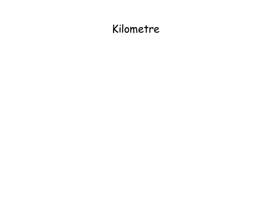 Kilometre 1 kilometre = 1000 metre dir.Kilometre km sembolü ile gösterilir. 1 km = 1000 m2 km = 2000 m 17 km = 17000 m54 km = 54000 m