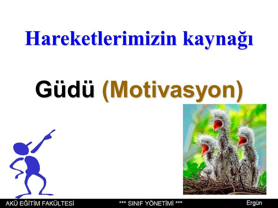 11 SINIF YÖNETİMİ Prof.Dr. Mustafa Ergün Afyon Kocatepe Üniversitesi Eğitim Fakültesi 3