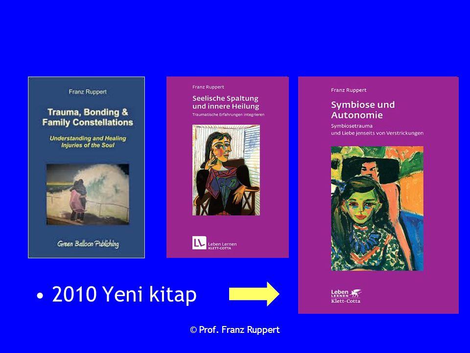 © Prof. Franz Ruppert 2010 Yeni kitap