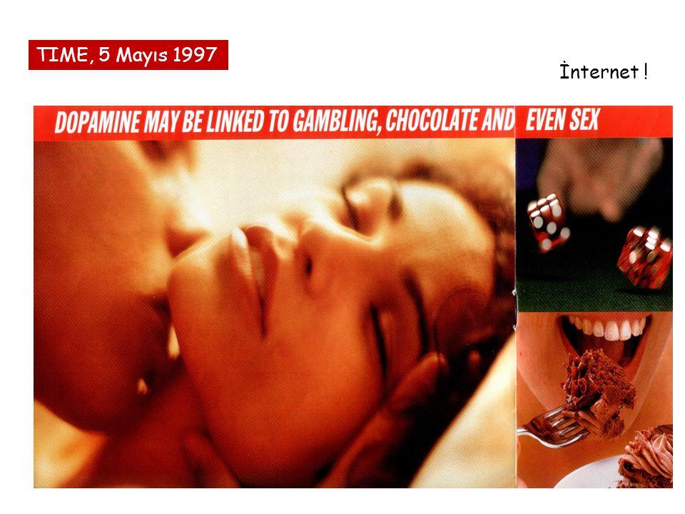 TIME, 5 Mayıs 1997 İnternet !