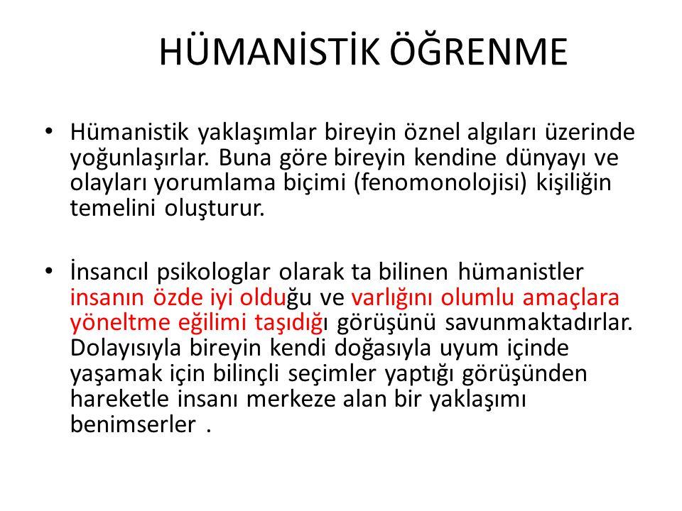 2 İnsancıl yaklaşım Her insan biriciktir.Her insan biriciktir.
