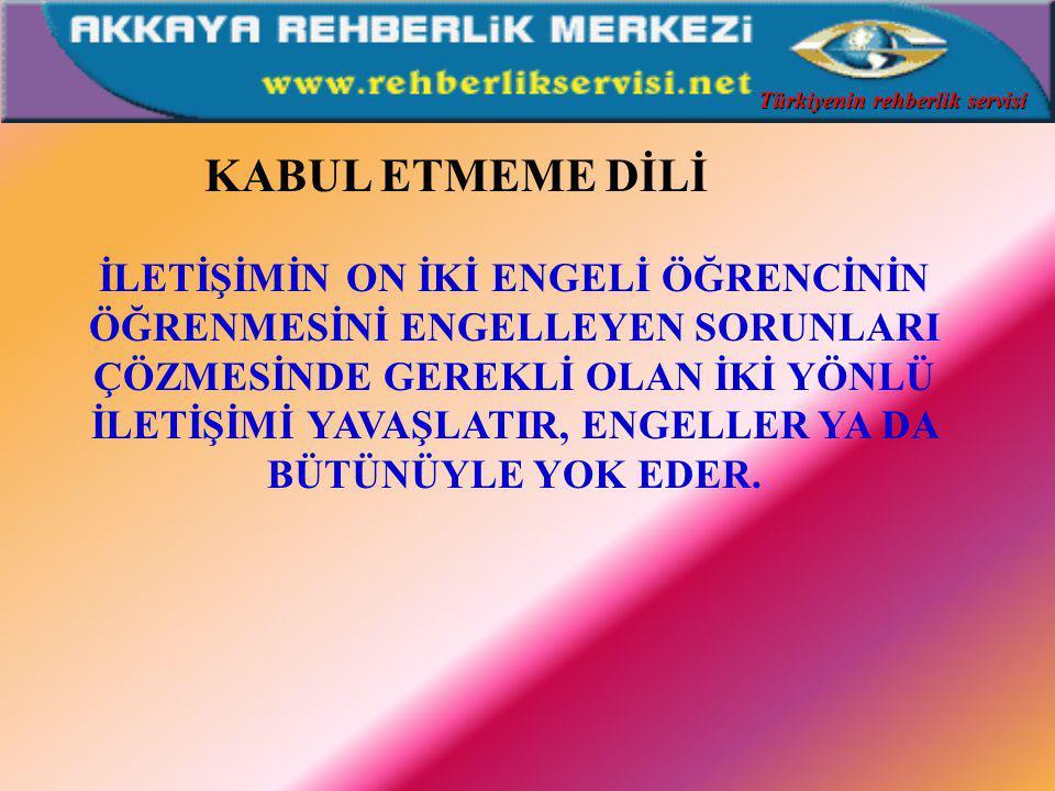 AÇIKLIK ÖNEMSENMEK BİRBİRİNE İHTİYAÇ DUYMAK BİRBİRİNDEN AYRI OLMAK İHTİYAÇLARINI KARŞILIKLI OLARAK GİDEREBİLMEK ÖĞRETMEN ÖĞRENCİ İLİŞKİSİNDE ÖNEMLİ NOKTALAR Türkiyenin rehberlik servisi