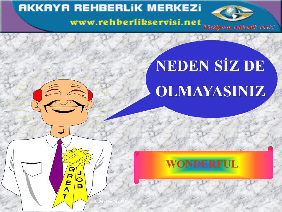 ETKİLİ VE ÖZEL BİR ÖĞRETMEN Türkiyenin rehberlik servisi Şükrü AKKAYA