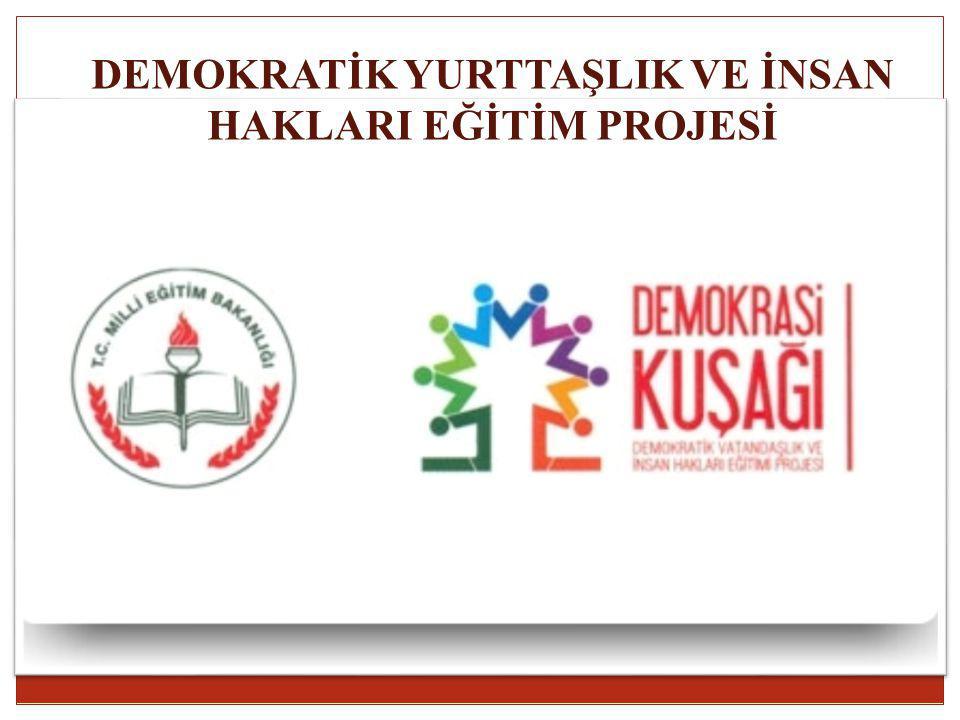 İlk DVE projesi (1997-2000) araştırma, konferanslar ve destekleyen sahalar üzerinden demokratik vatandaşlık eğitimi kavramlarını ve uygulamasını araştırma amacına yönelik olmuştur.