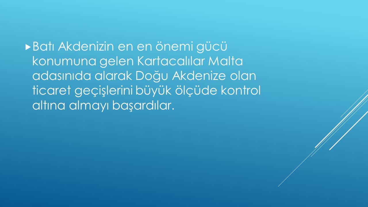  Tahta geçen her Osmanlı Padişahı Akdeniz'e büyük önem vermiştir.