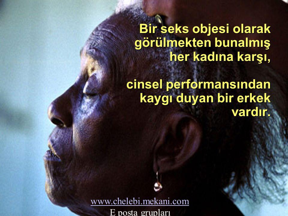 Dişiliği sorgulanan her kadın sporcuya karşı, erkekliğini kanıtlayabilmek için rekabet etmek zorunda bırakılmış bir erkek vardır. www.chelebi.mekani.c