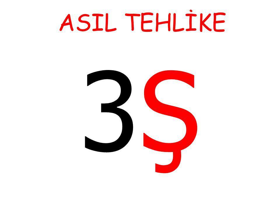 ASIL TEHLİKE 3Ş3Ş