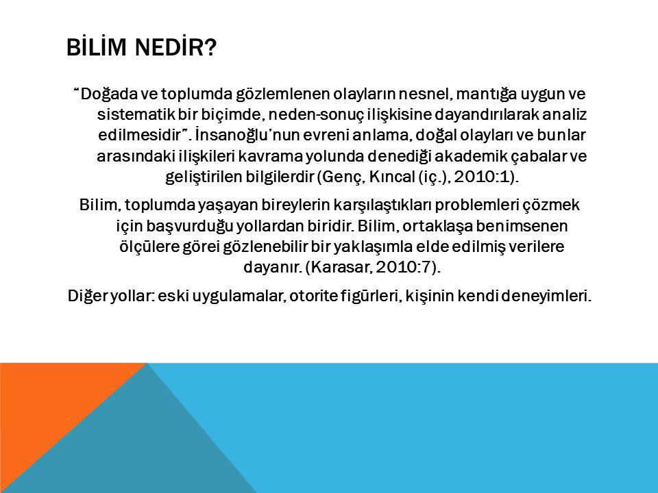 2.KAYNAKÇA TARAMASI NASIL YAPILIR. DİKKAT!!.