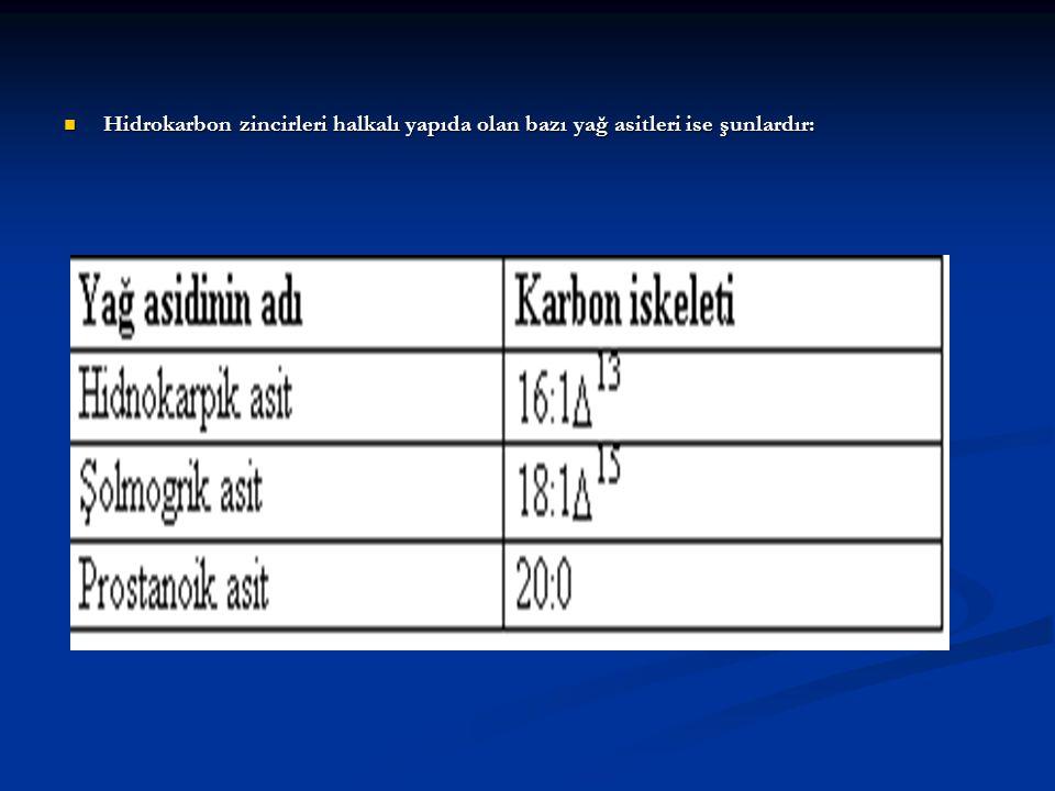 Tung yaginin yag asiti kompoziyonu ve eleostearik asitin yapisi Palmitic acid 5.5% Palmitic acid 5.5% Oleic acid 4.0% Oleic acid 4.0% Linoleic acid 8.5% Linoleic acid 8.5% Eleostearic acid 82.0% Eleostearic acid 82.0%