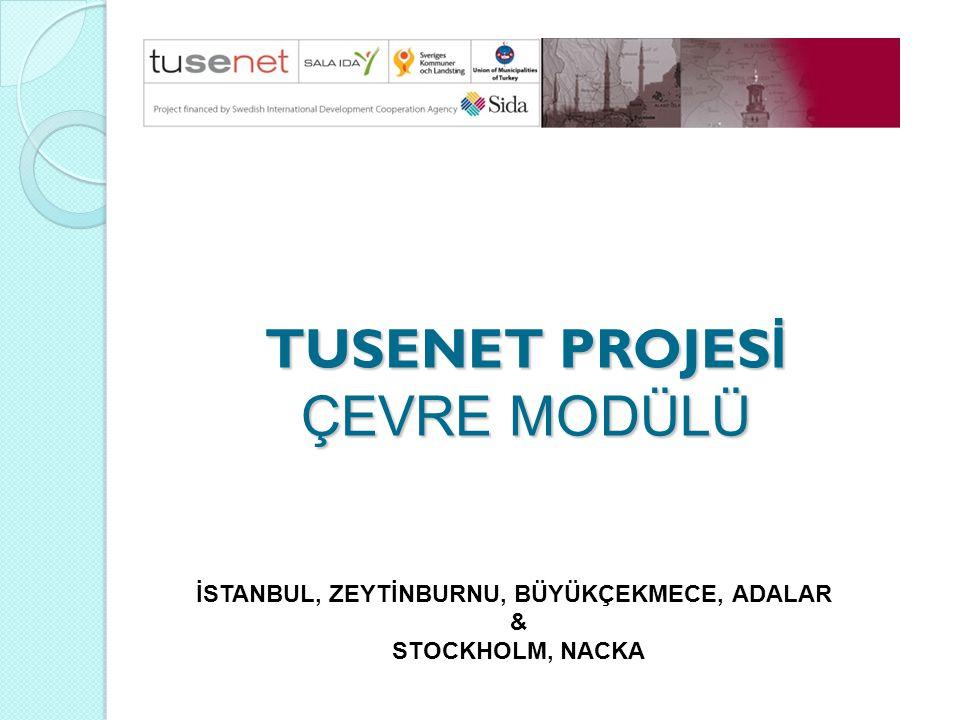 ÇEVRESEL İ LET İ Ş İ M E Ğİ T İ M İ  Proje amaçları doğrultusunda İsveç grubunun hazırladığı program dahilinde 8-15 Haziran 2008 tarihleri arasında Stockholm'de eğitim alınmıştır.