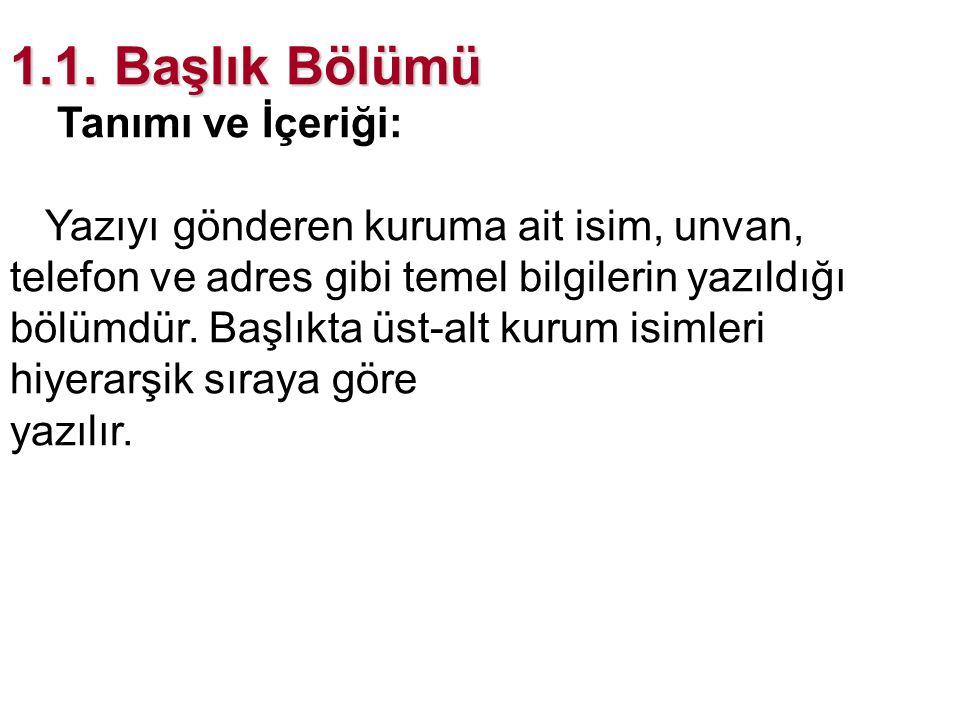 5.KÂĞIT-ZARF ÇEŞİTLERİ ve POSTAYA HAZIRLAMA 5.1.