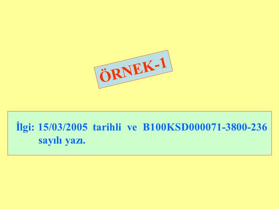 T.C. BALIKESİR VALİLİĞİ İl Sağlık Müdürlüğü Sayı : B104ISM4100010-.../......./01/2005 Konu : Hizmet İçi Eğitim SAĞLIK MÜDÜRLÜĞÜNE ( Eğitim Şube Müdürl
