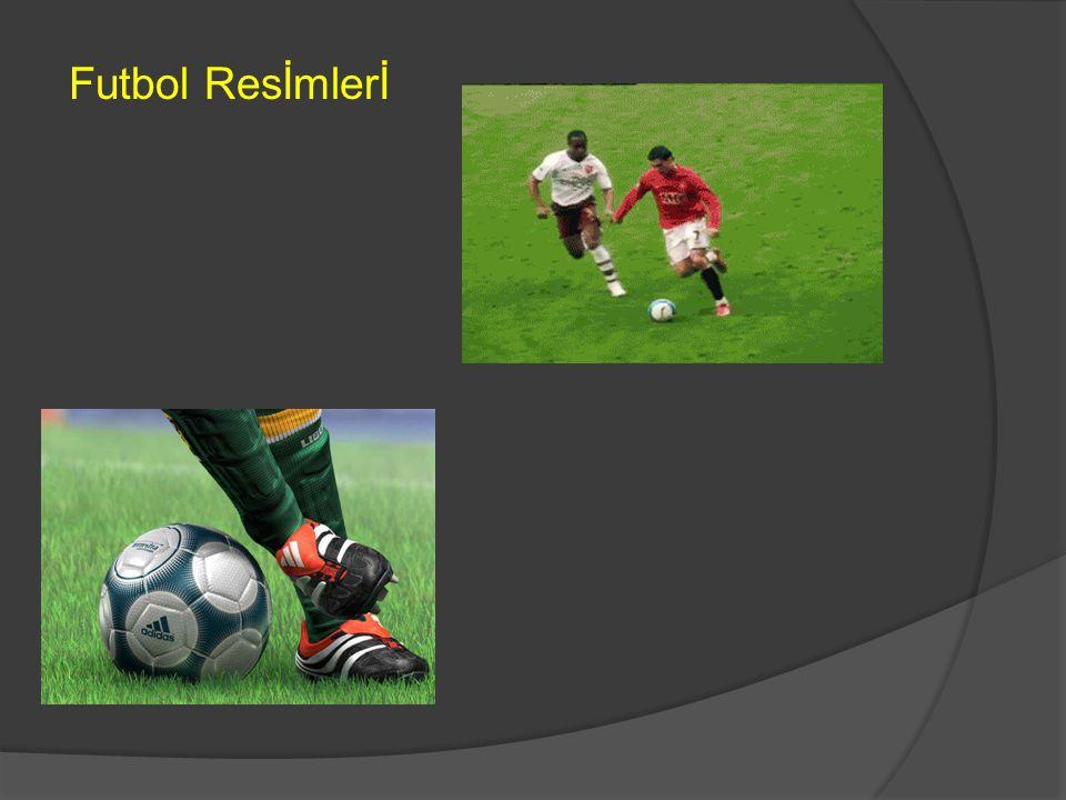 Futbol Resİmlerİ