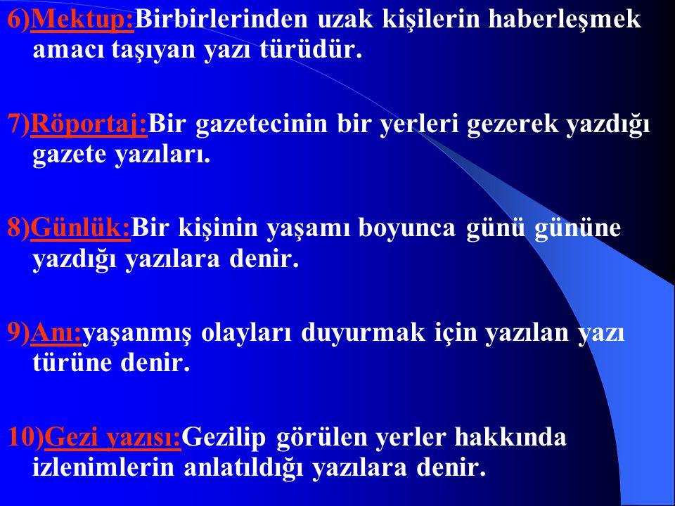 Soru-19: Aşağıdaki eserlerin hangisi Tarık Buğra'ya ait değildir.