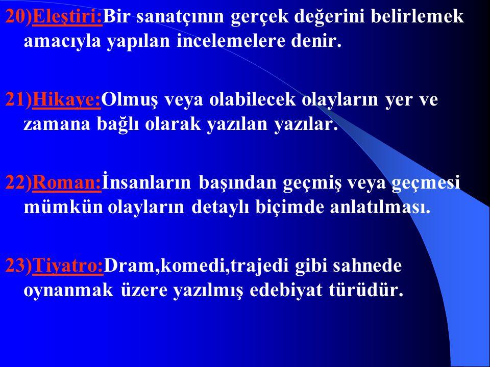 Reşat Nuri Güntekin, 1889-1956 20.yüzyıl roman, öykü, oyun yazarlarımızdan.