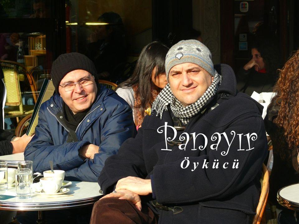 2. Kitabın öykülerine dönüş Öykücü Can Özoğuz www.oykucu.net