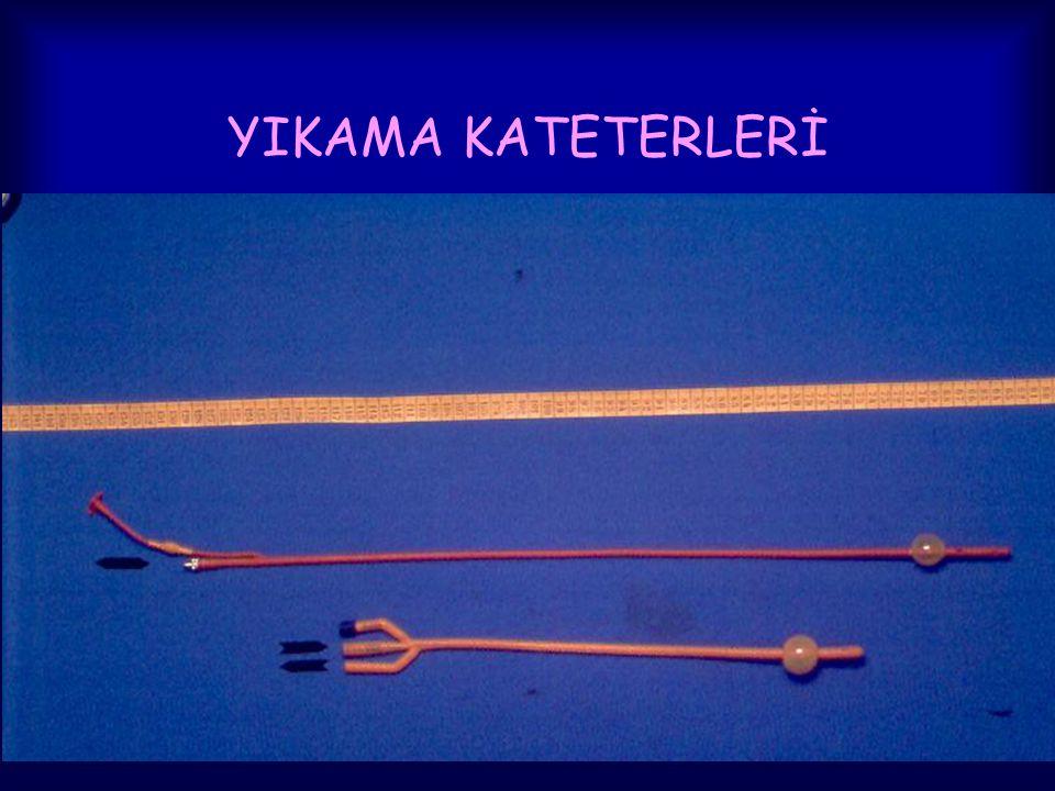 YIKAMA KATETERLERİ