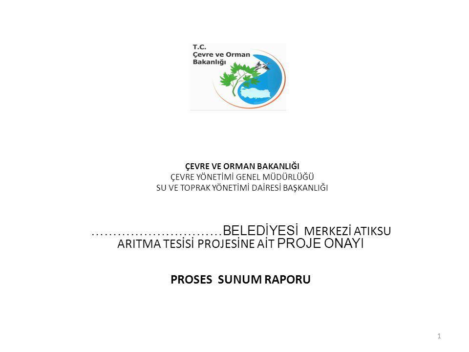 12 7.PROJE MALİYET HESAPLARI TOPLAM MALİYET TL İNŞAAT MALİYETİ ELEKTRO MEKANİK MALİYET İŞLETME MALİYETİ 1 M3 ATIKSUYU ARITMANIN ENERJİ MALİYETİ: …………TL/M3 1 M3 ATIKSUYU ARITMANIN KİMYASAL MADDE MALİYETİ: ……… TL/M3 1 M3 ATIKSUYU ARITMANIN BAKIM VE ONARIM ……….