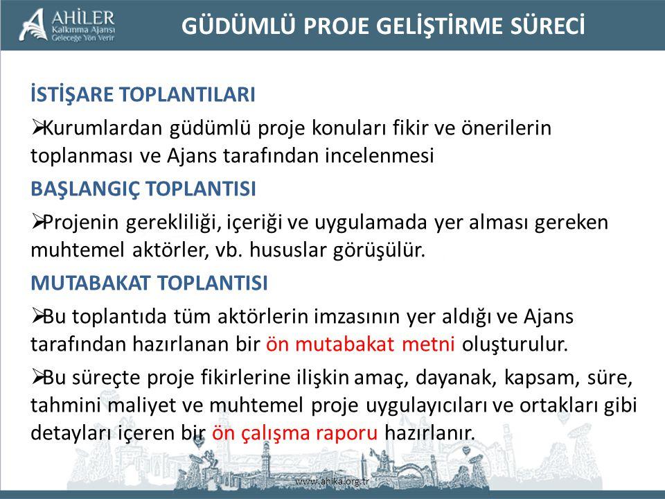 www.ahika.org.tr YÖNETİM KURULU ONAYI  YK ön mutabakat metni ve ön çalışma raporunu onaylar.