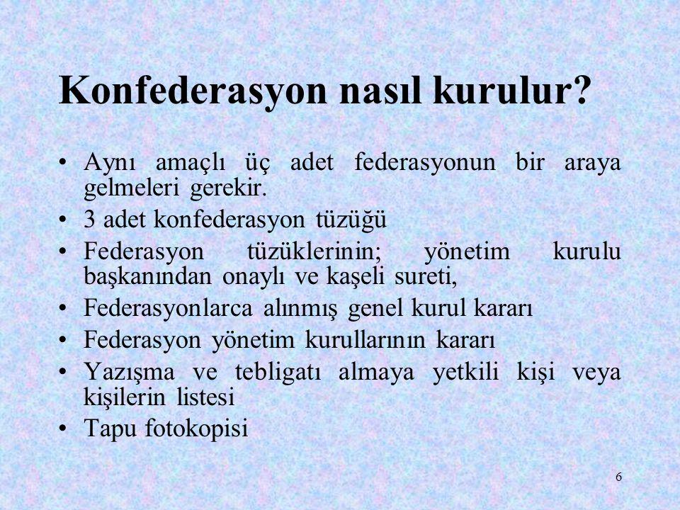 77 m) 26 ncı maddede belirtilen tesisleri izinsiz açan dernek yöneticilerine beşyüz Türk Lirası idarî para cezası verilir ve tesisin kapatılmasına da karar verilebilir.