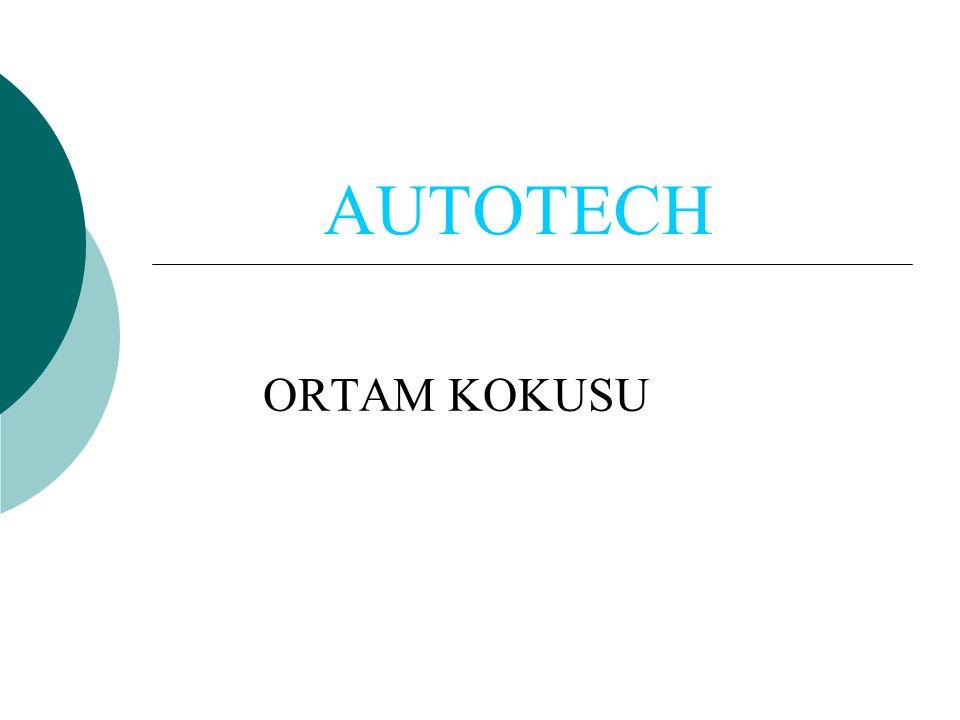 AUTOTECH ORTAM KOKUSU