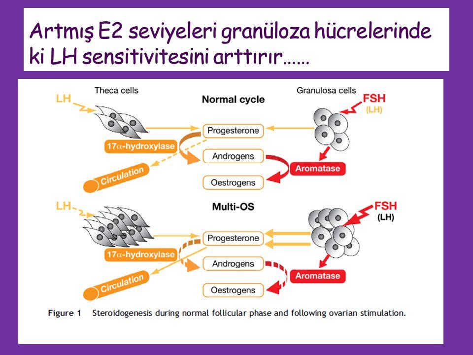 Basal Progesteron Yüksekliğinda Antagonist Sonrası Siklusa Başlanması