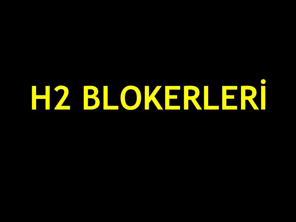 H2 BLOKERLERİ